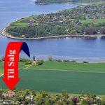To familie landejendom nordsjælland