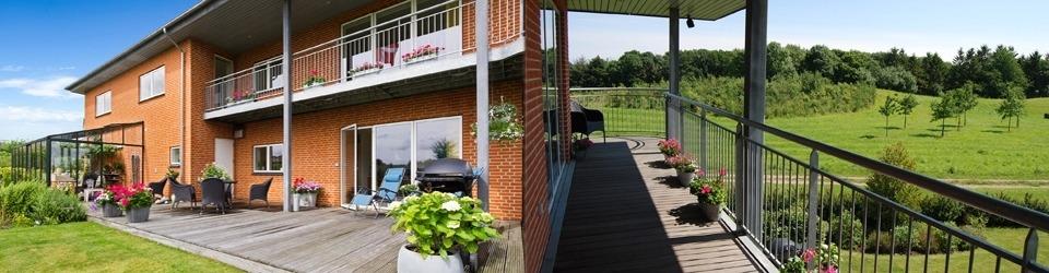 Lavenergi hus - nul energi villa - Vejle